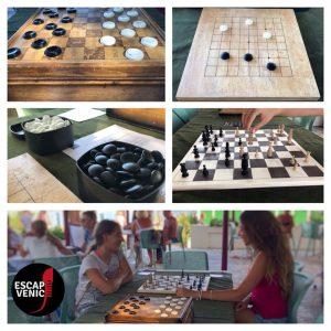 Chess Checkers Go Scacchi Dama Go
