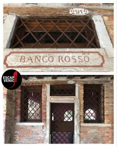 Banco Rosso Venice and the Jews