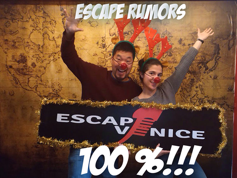 Escape Rumors