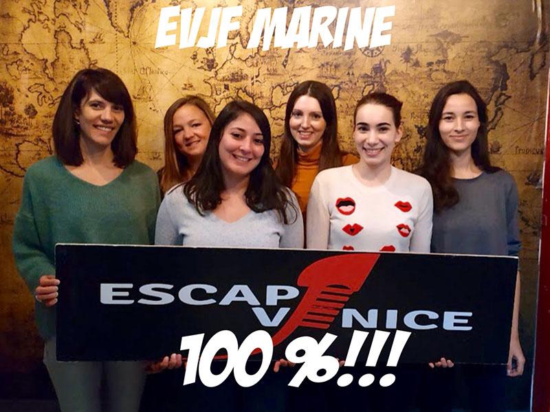 EVJF Marine